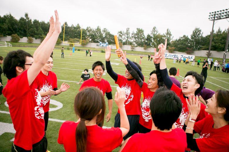 創業11周年を記念して、大運動会を開催決定!